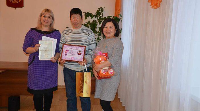 Первый ребенок 2019 года в Баргузинском районе