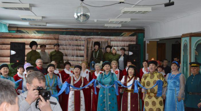 Открытие кинотеатра в Баргузинском районе