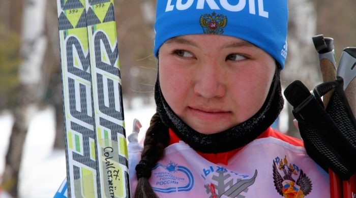 Бурятская лыжница Алиса Жамбалова выступит на чемпионате мира в Австрии