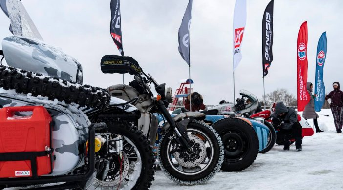 В Бурятии впервые пройдет Фестиваль скорости «Байкальская миля»