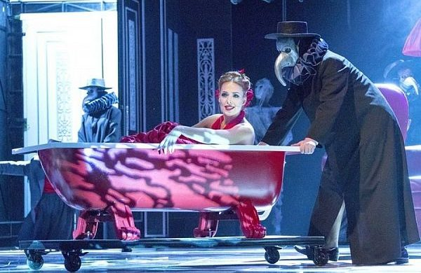 Русский драматический театр Улан-Удэ бесплатно покажет молодежи спектакль «Анатэма. Посвящение кино»
