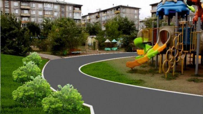 Жители 104 населенных пунктов Бурятии получат обновленные дворы и парки в 2019 году