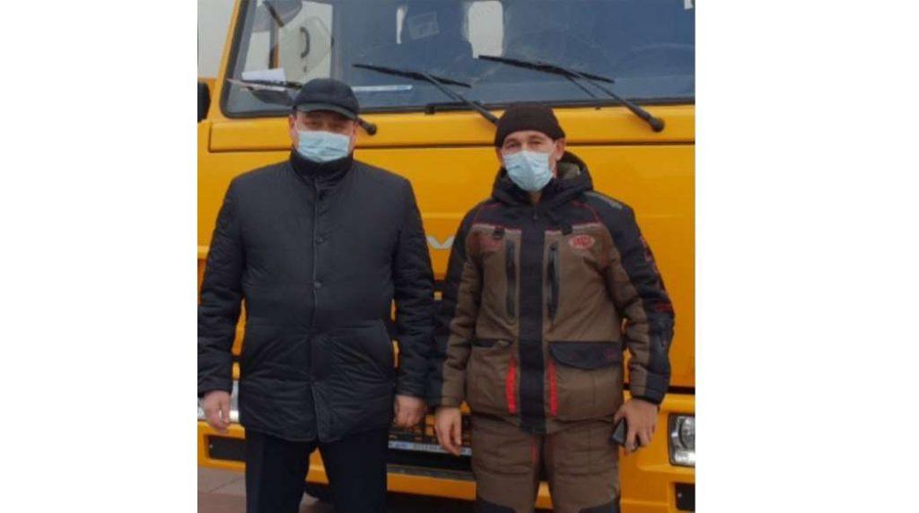 В Баргузинский район поступил новый передвижной мобильный медицинский комплекс